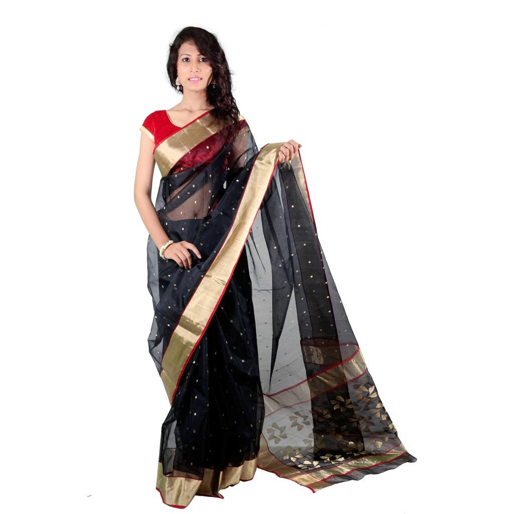 Fashionable chanderi sarees