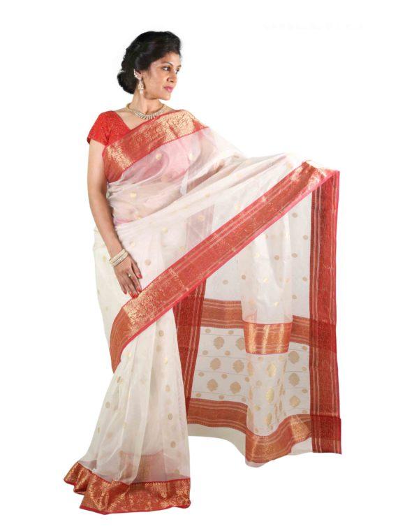 Designer range of chanderi sarees