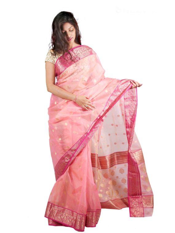 Online designer chanderi sarees