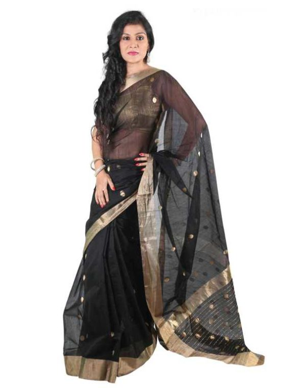 Pure chanderi Silk Sarees