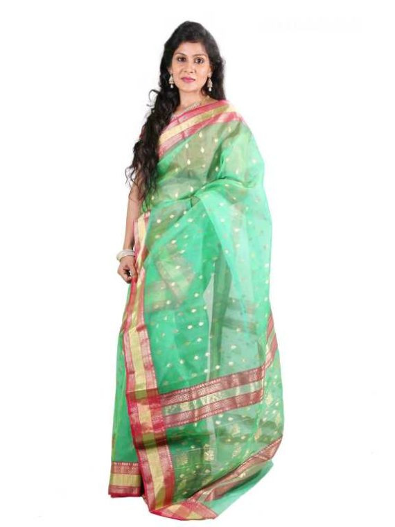 Pure chanderi sarees
