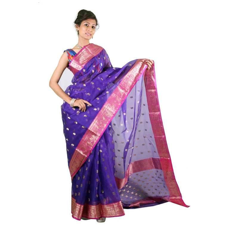 Astonishing chanderi sarees